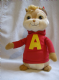 TY Beanie babies 9inch plush Alvin & the chipmunks  Alvin*
